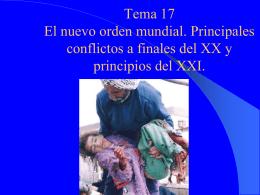 I. LOS CONFLICTOS - Instituto Bachiller Sabuco