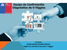 EQUIPO DE CONFIRMACIÓN DIAGNÓSTICA