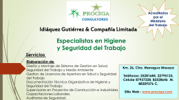 Descargar la presentación de PROCIGA(Click aquí)