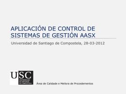 Presentación Univ. Santiago