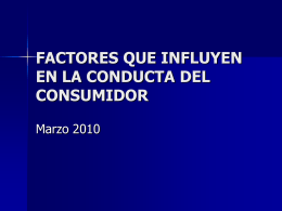factores en la conducta del consumidor[1]