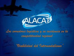 Alacat – WILSON BRAUN - Logistica y Comercio Exterior