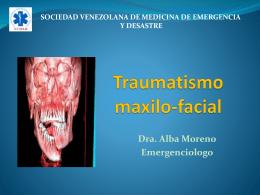 Traumatismo maxilo-facial