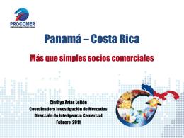 Comercio con Panamá - oportunidades
