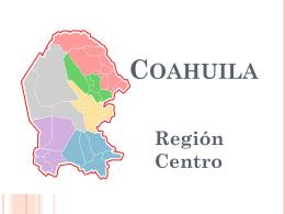 Region Centro - BENCASIGNATURAREGIONAL