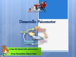 Línea del desarrollo psicomotor