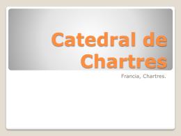 6 Catedral de Chartres