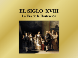 EL SIGLO XVIII - FLC-PPT-Plus