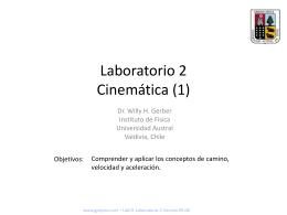 Laboratorio 1 La Medicion