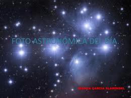 FOTO ASTRONÓMICA DEL DÍA.