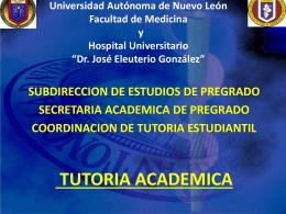 Guía-para-Tutoría - Facultad De Medicina