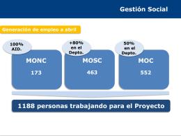 Diapositiva 1 - Proyecto hidroeléctrico El Quimbo
