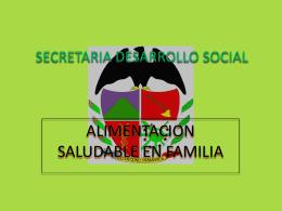 SECRETARIA DESARROLLO SOCIAL