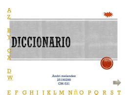 DICCIONARIO andri melendes 21452.