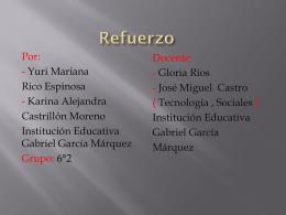 Refuerzo Yuri Rico Karina Moreno 6°2