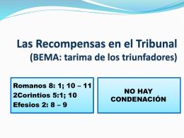 10.recompensas - Iglesia Cristiana La Serena