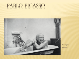 PABLO PICASSO - pablojosemoreno
