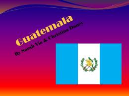 Guatemala - yasminjaffe