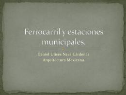 Diapositiva 1 - Arquitectura de México