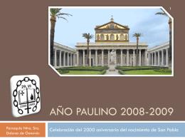 San Pablo 3 - Parroquia Genovés