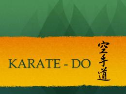 Presentación karate 25-03-15
