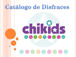 catalogo de disfraces (581968)
