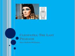 Cleopatra(1)