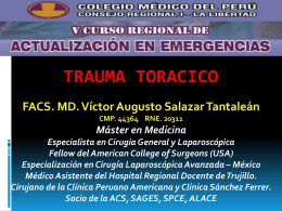 TRAUMA TORACICO FINAL - CMP