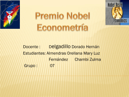Premio Nobel - WordPress.com
