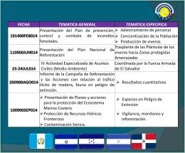 Conferencia de las Fuerzas Armadas Centroamericanas *CFAC*