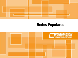 Redes Populares 3.0