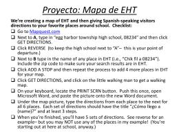Proyecto mapa de eht