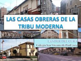 Vivienda obrera - Ezagutu Barakaldo