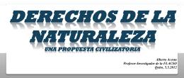Presentación - Instituto de Estudios Ecologistas del Tercer Mundo