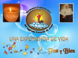 Presentación Hermanas franciscanas