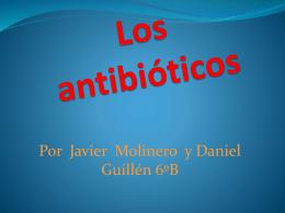 LOS ANTIBIÓTICOS Javi y Dani.2
