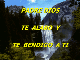 PADRE DIOS