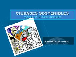 CIUDADES SOSTENIBLES MODELOS E INDICADORES