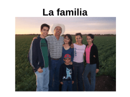 La familia - The Kenton County School District