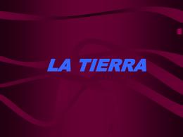 LA TIERRA - PortalESO (Portal Educativo)