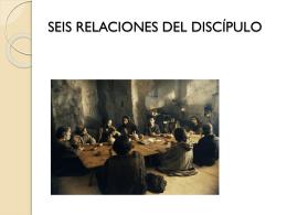 SEIS RELACIONES DEL DISCÍPULO