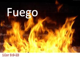 Fuego - Iglesia Cristiana Evangélica de Chamartín