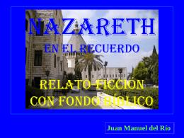 Nazareth en el recuerdo