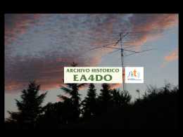 Isidoro Ruiz Novillo, EA4DO, proclamado Presidente