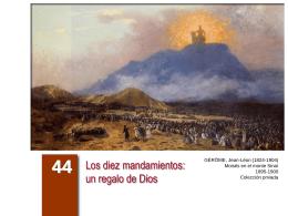 Los diez mandamientos: un regalo de Dios