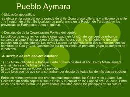 Pueblo mapuche: