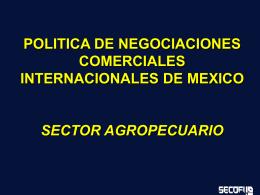MEXICO EXPORTA