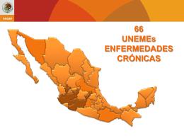 Diapositiva 1 - UNEMEs Enfermedades Crónicas