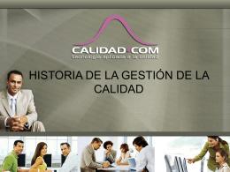 Diapositiva 1 - Calidad | Tecnologia Aplicada a la
