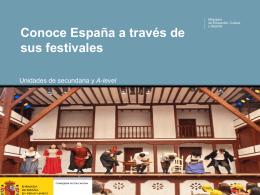 Conoce España a través de sus festivales
